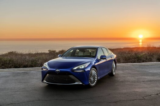 Toyota Motor North America: Committed to hydrogen fuel cell electric technology