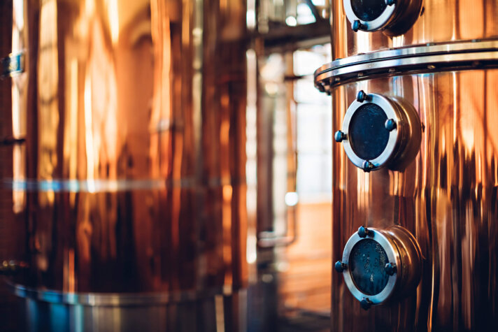 UK distilleries go green with the help of hydrogen